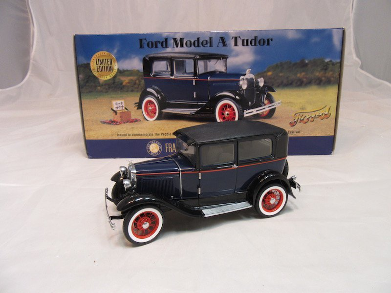 Franklin Mint Precision Models Limited Edition Ford