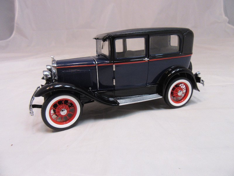 Franklin Mint Precision Models Limited Edition Ford - 2
