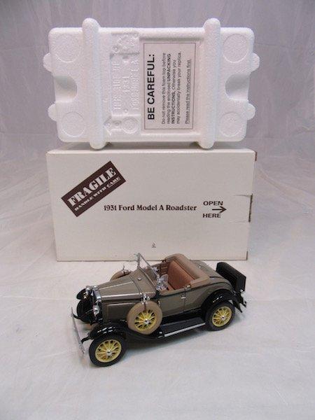 Danbury Mint 1931 Ford Model A - 4