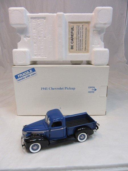 Danbury Mint 1941 Chevrolet Pickup - 4