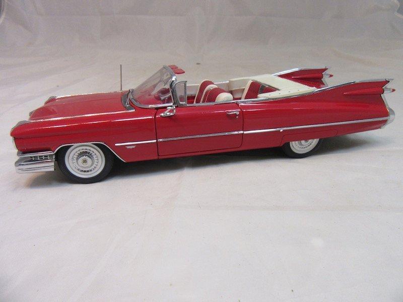Danbury Mint 1959 Cadillac Series 62