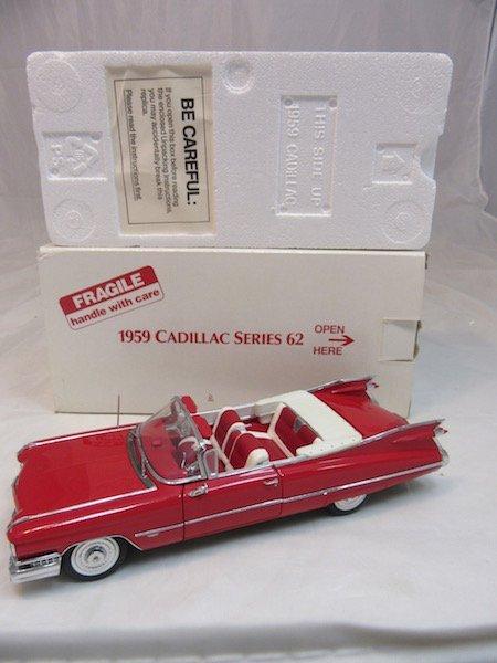 Danbury Mint 1959 Cadillac Series 62 - 4