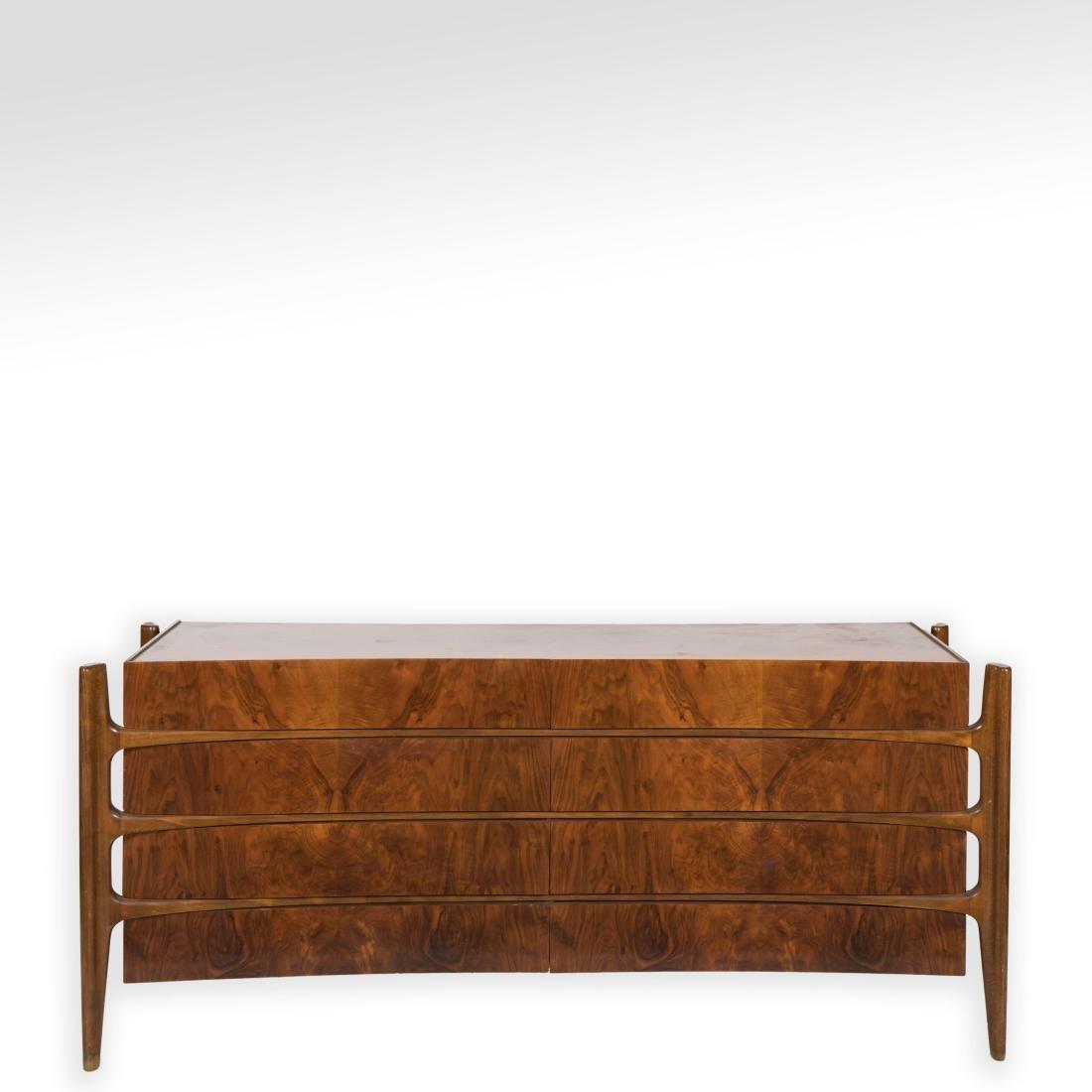 William Hinn - Concave Double Dresser