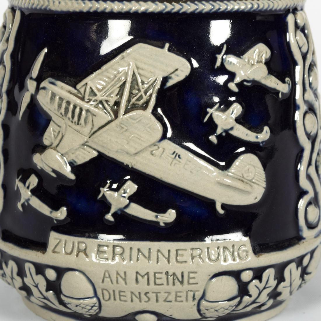 Nazi Era German Beer Stein - 3