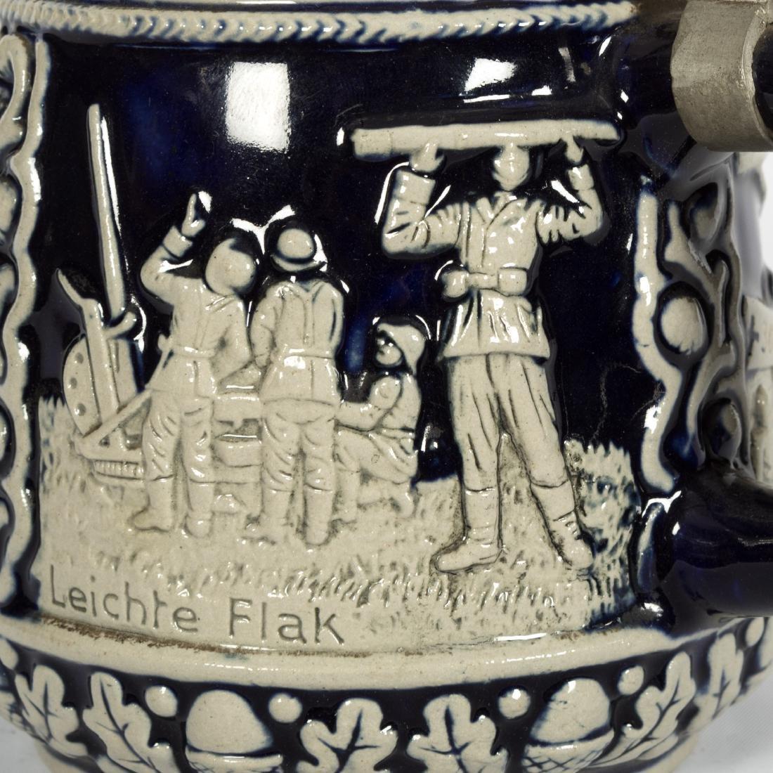 Nazi Era German Beer Stein - 4