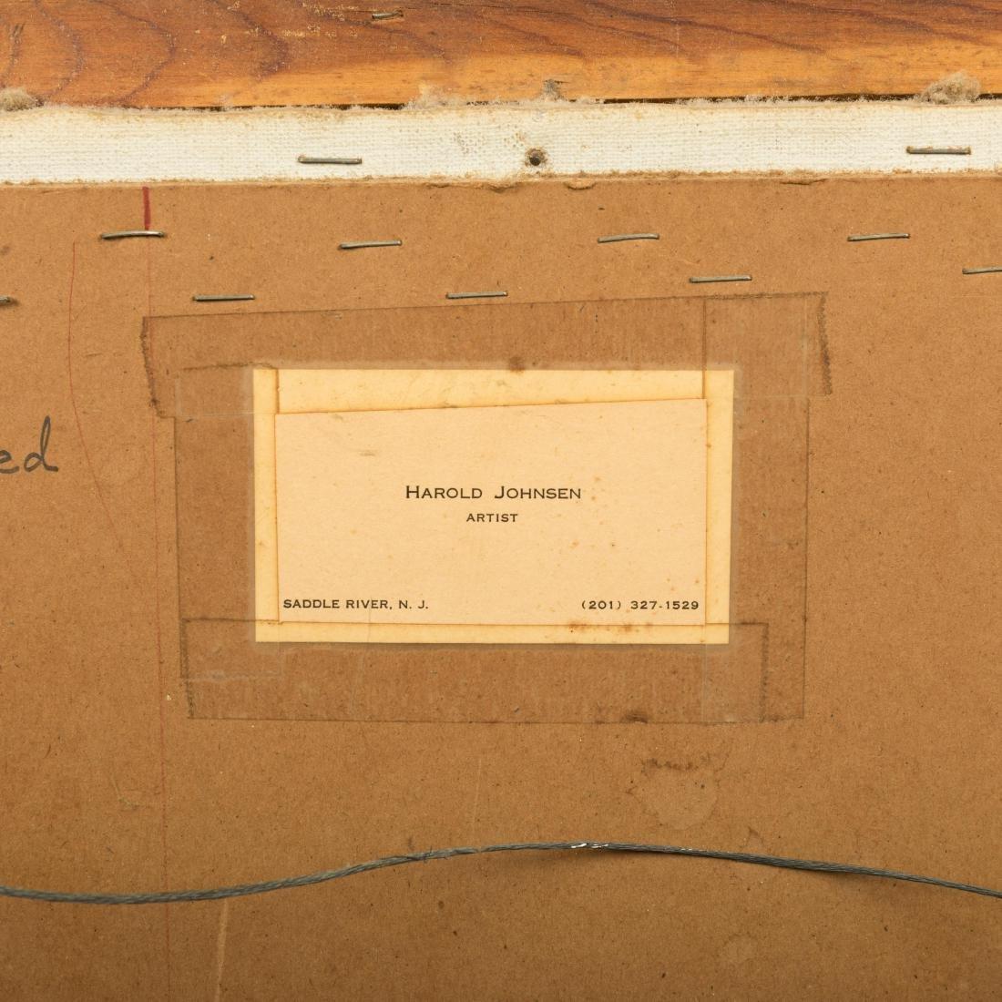 Harold Johnsen - Oil on Canvas - Nude - 5