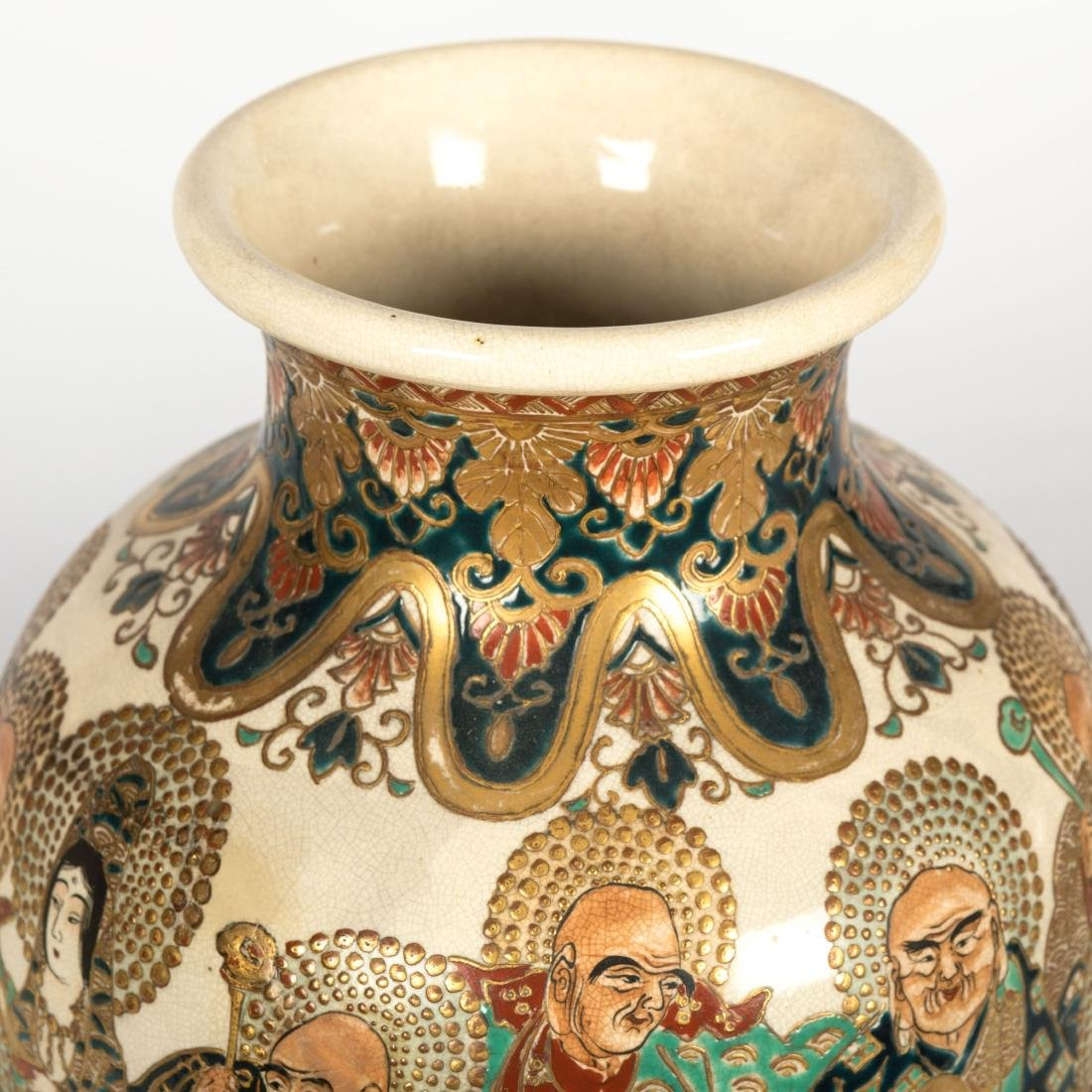 Five Chinese Vases - 3
