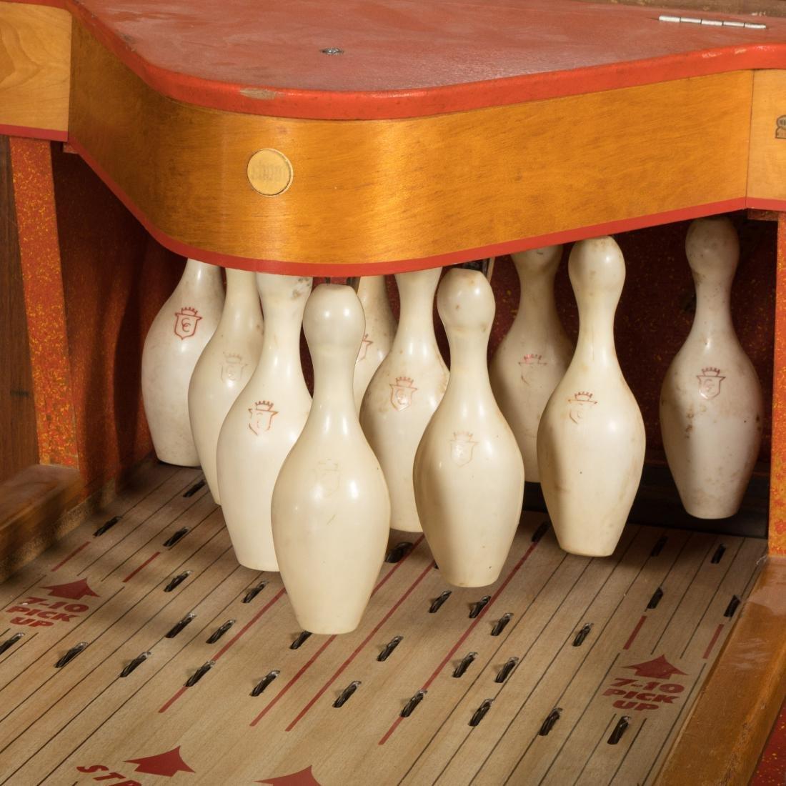 Bally Lucky Strike Bowling Machine - 3