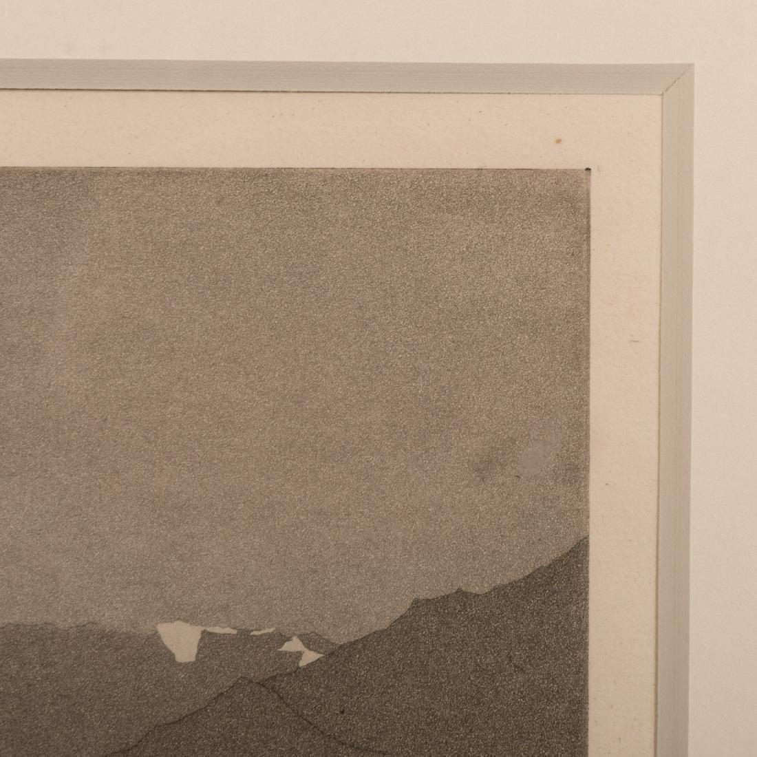 John Taylor Arms - On Lake Como #2 - Aquatint - 5