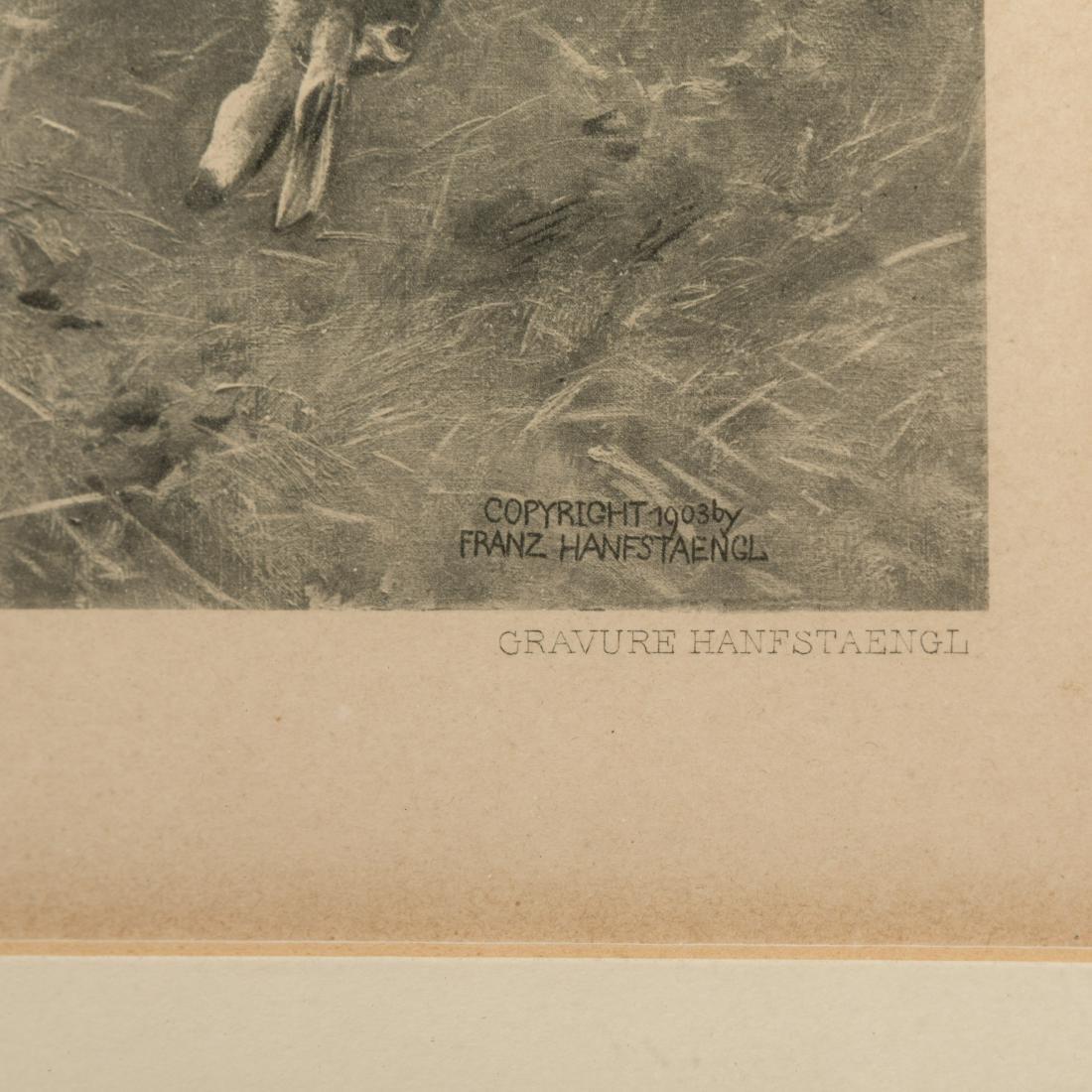 Two Franz Hanfsaengl Prints - 3