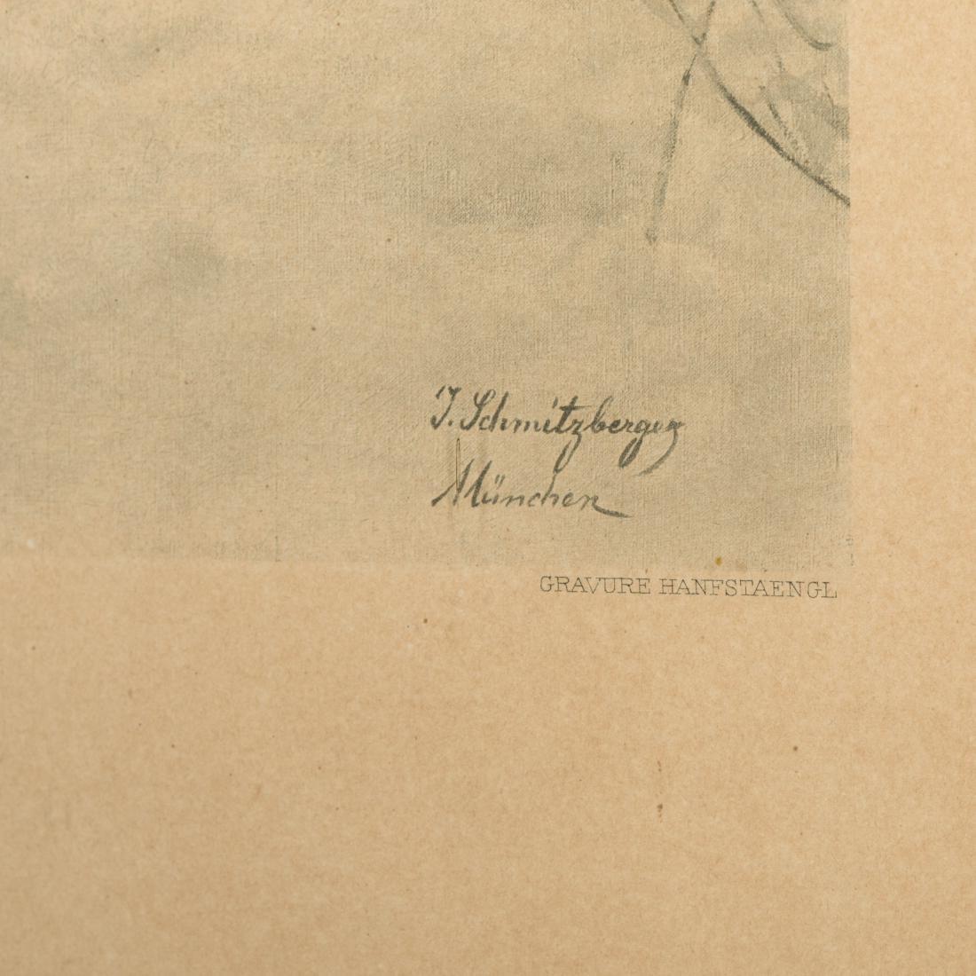 Two Franz Hanfsaengl Prints - 4
