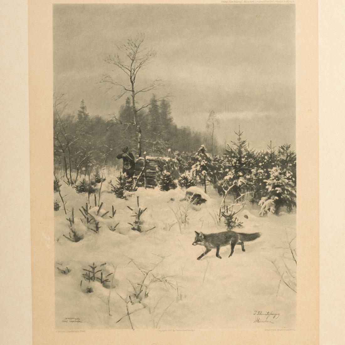 Two Franz Hanfsaengl Prints - 5