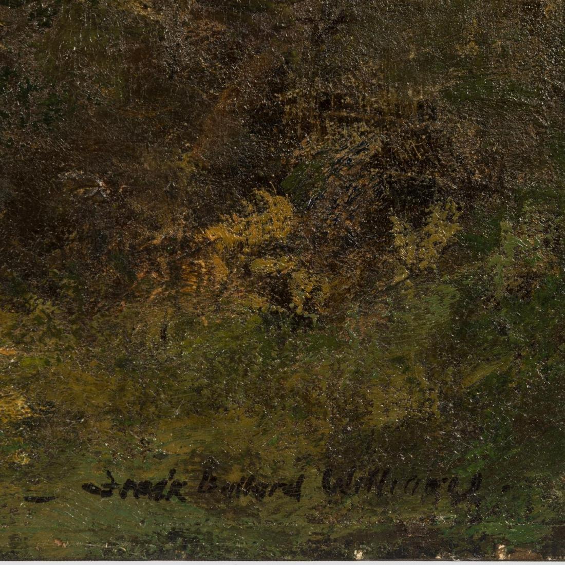 Frederick Ballard Williams - Oil on Board - 4