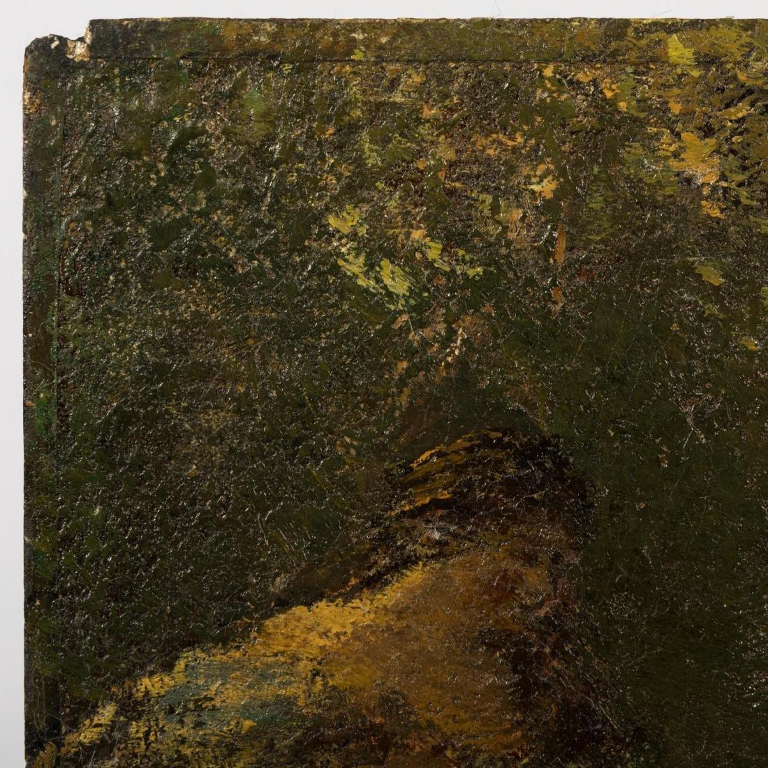 Frederick Ballard Williams - Oil on Board - 5