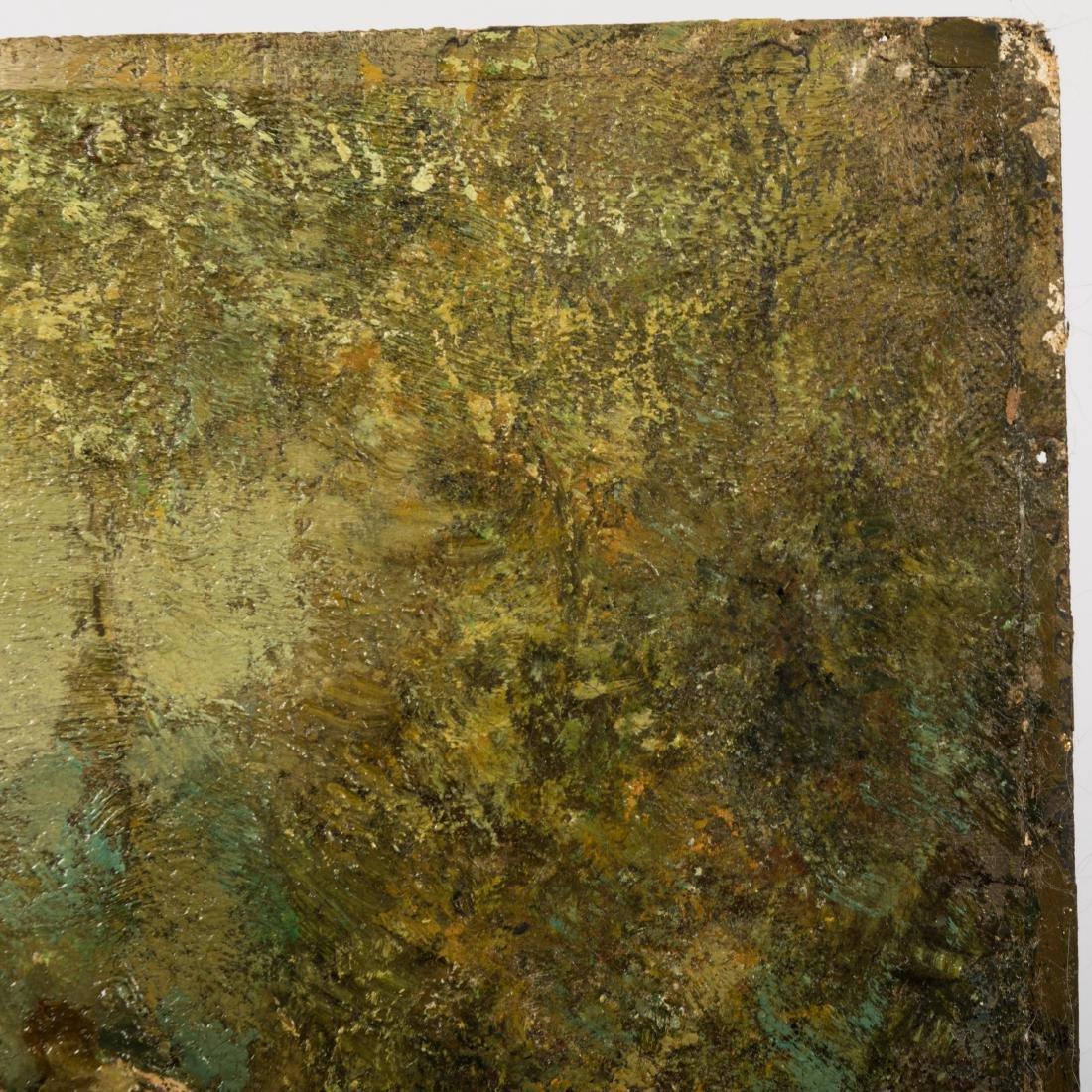 Frederick Ballard Williams - Oil on Board - 6