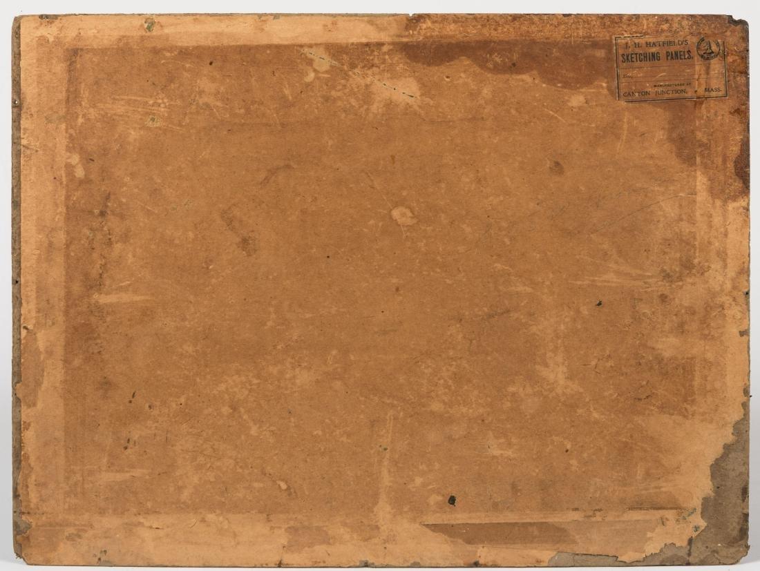 Frederick Ballard Williams - Oil on Board - 8