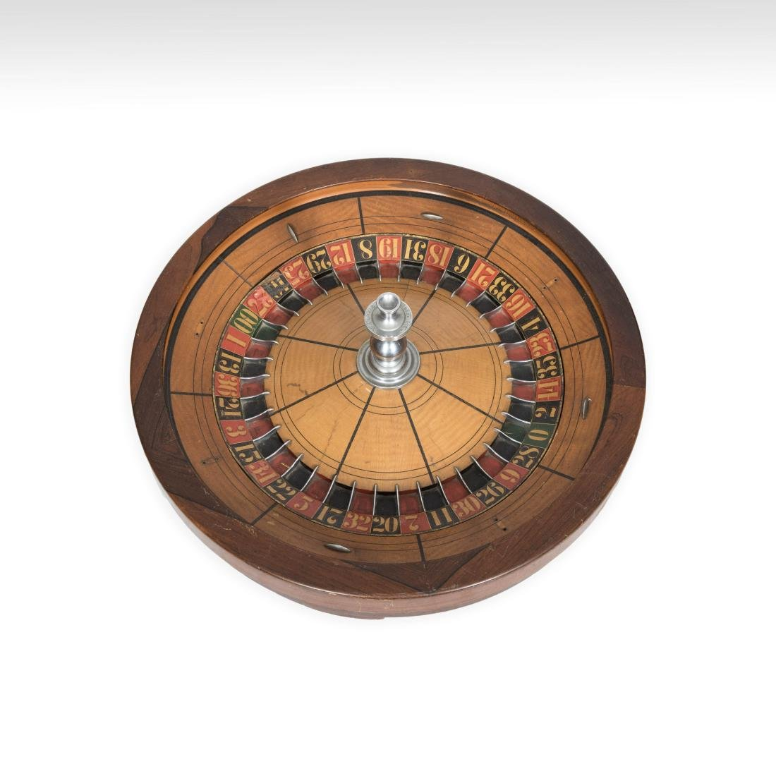 Large Roulette Wheel