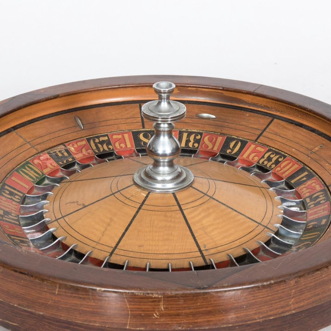 Large Roulette Wheel - 2