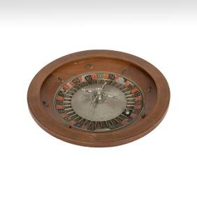 Small Roulette Wheel