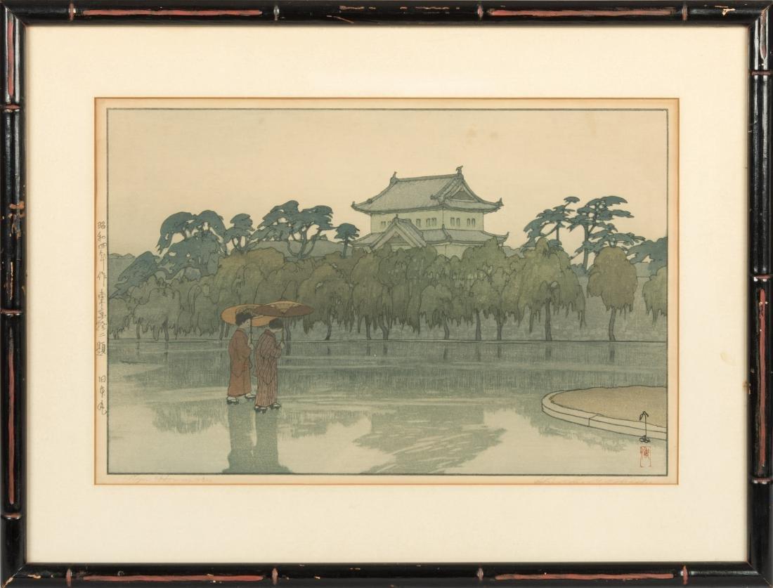 Hiroshi Yoshida - Ryu Honmura - Woodblock
