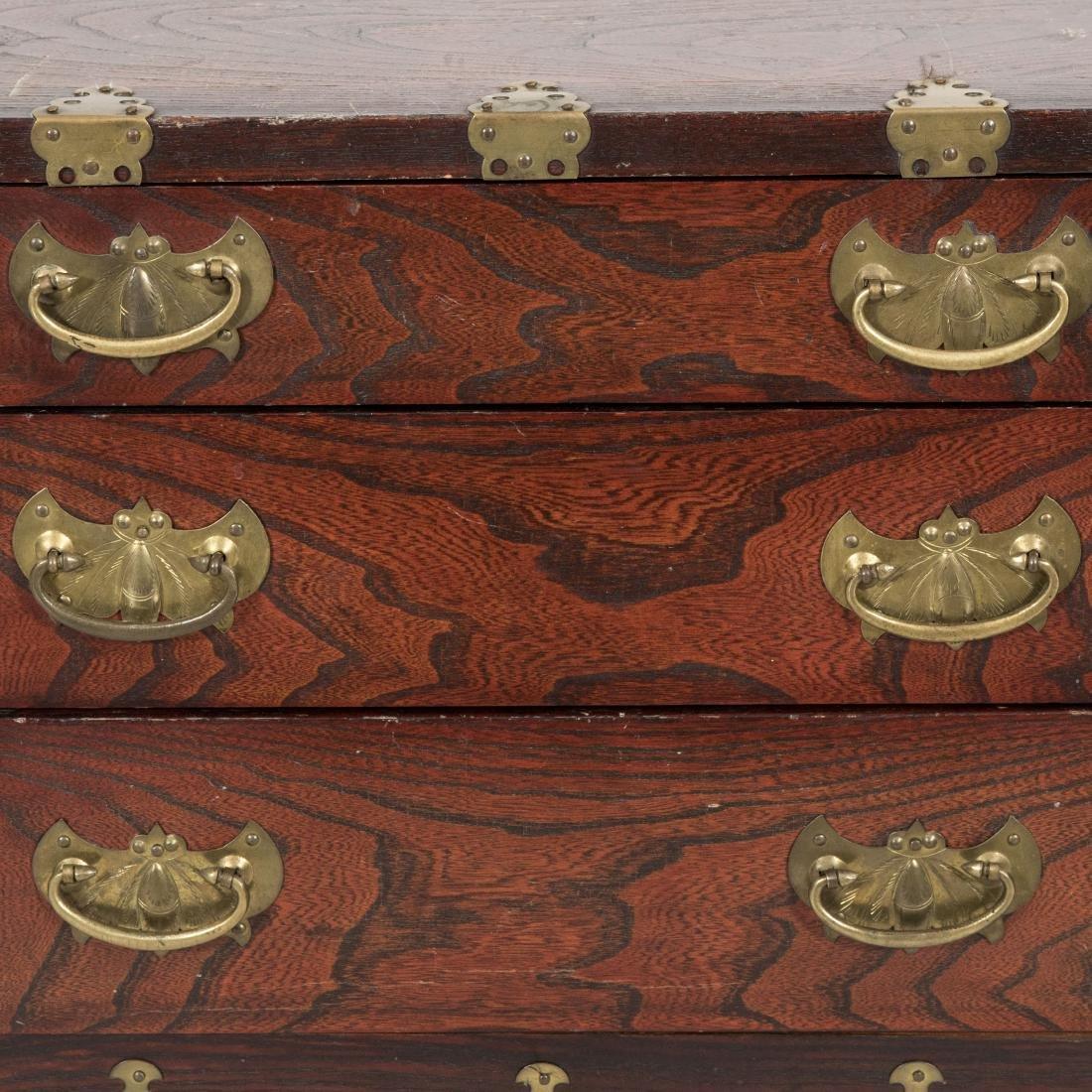 Oriental Box and Mini Chest - 3