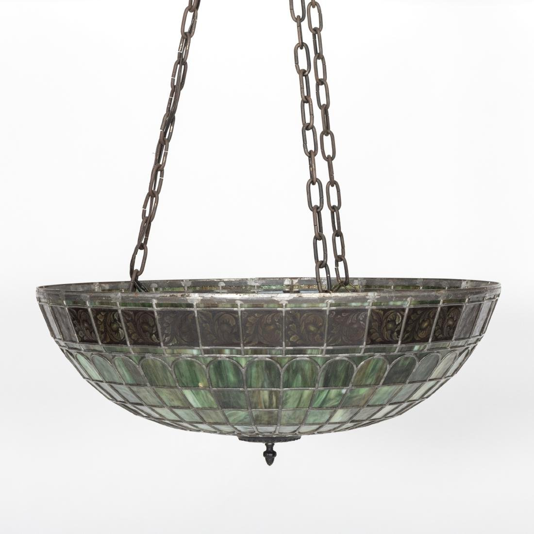 """31"""" Glass Leaded Dome"""