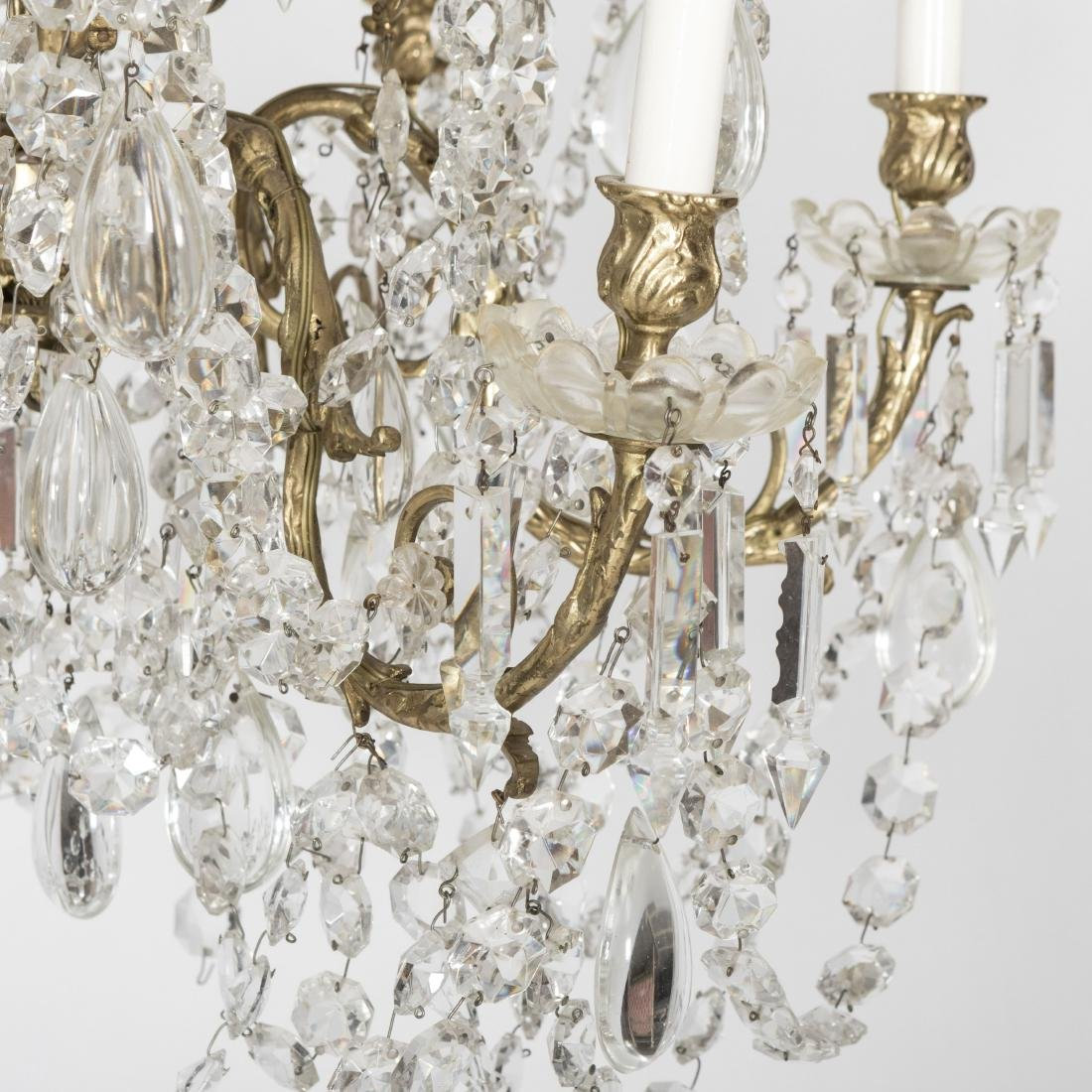 Twelve Arm French Style Chandelier - 3