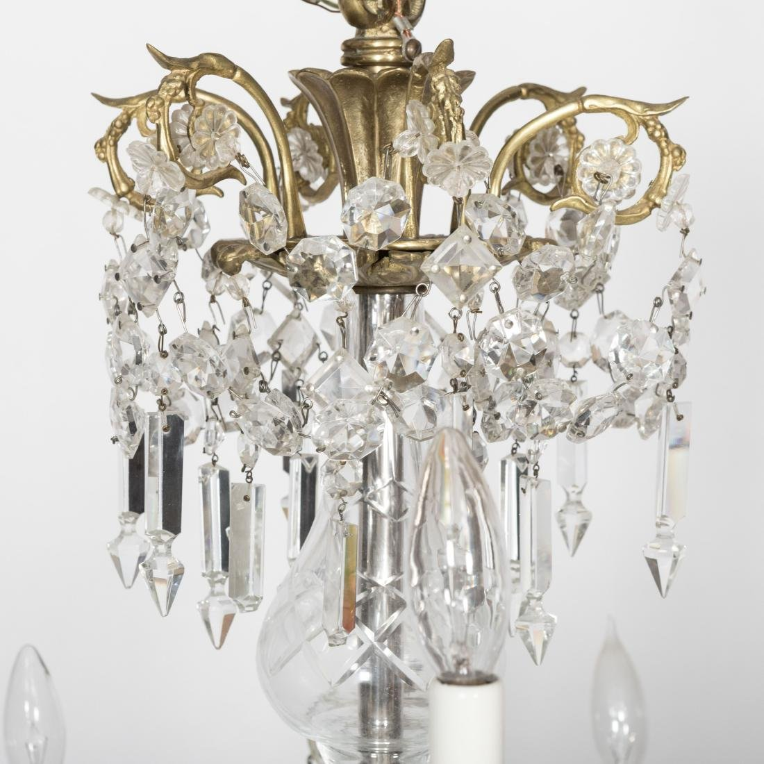 Twelve Arm French Style Chandelier - 4