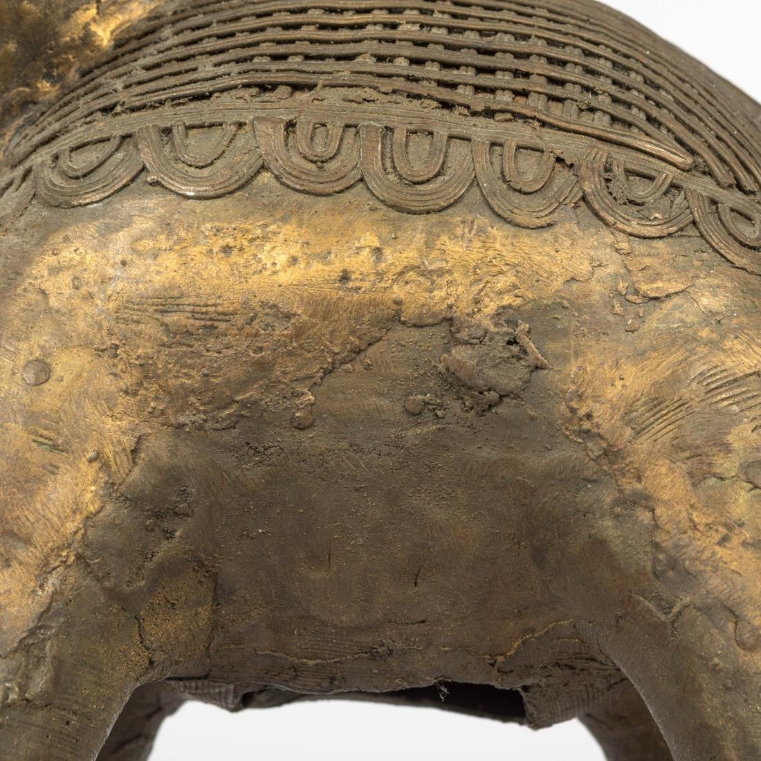 Indian Bronze Elephant - 4