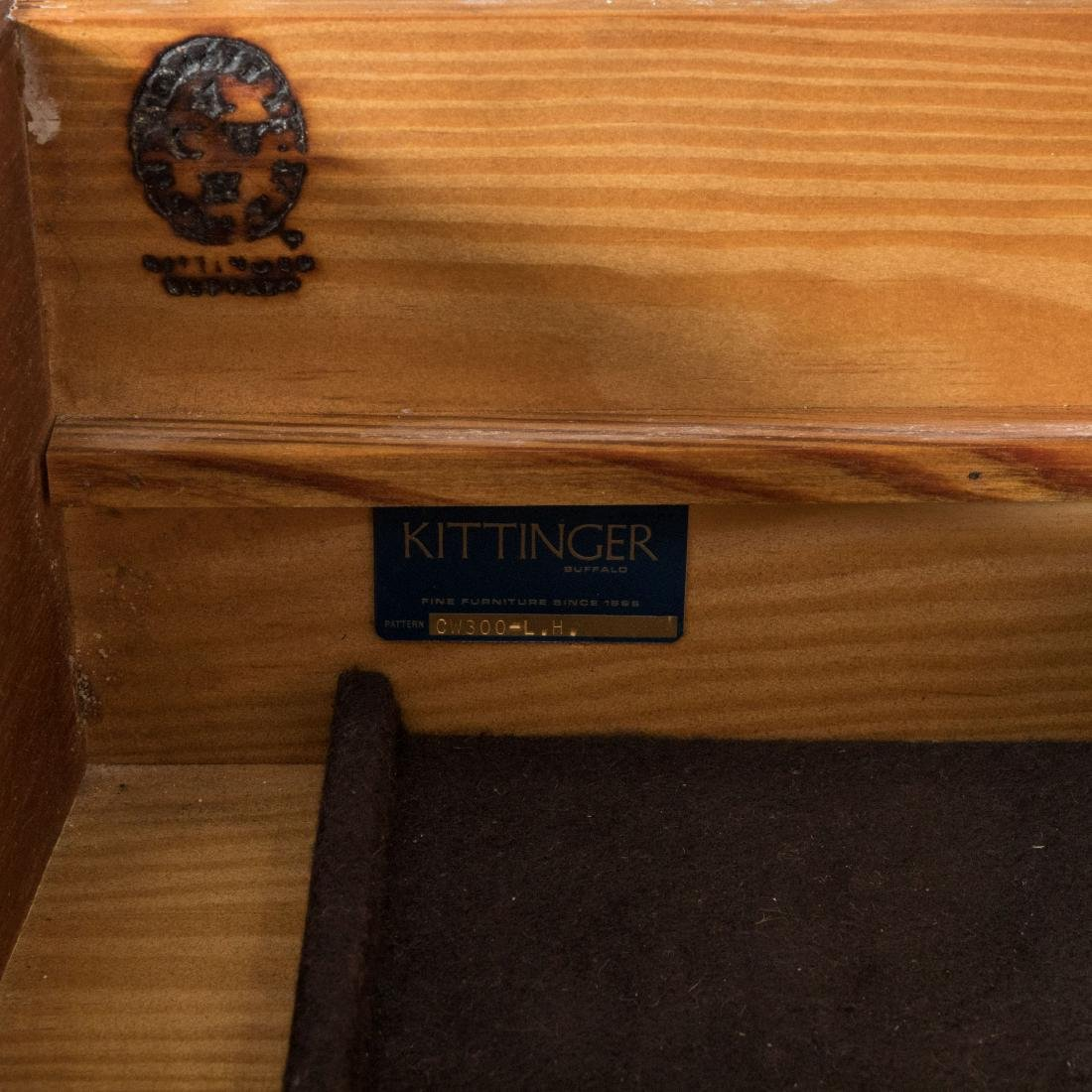 Inlaid Mahogany Colonial Williamsburg Sideboard - 5