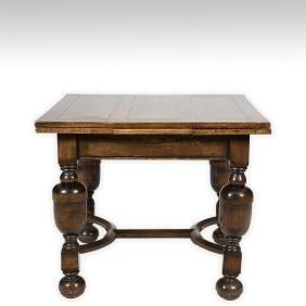 Jacobean Style Refractory Oak Kitchen Table