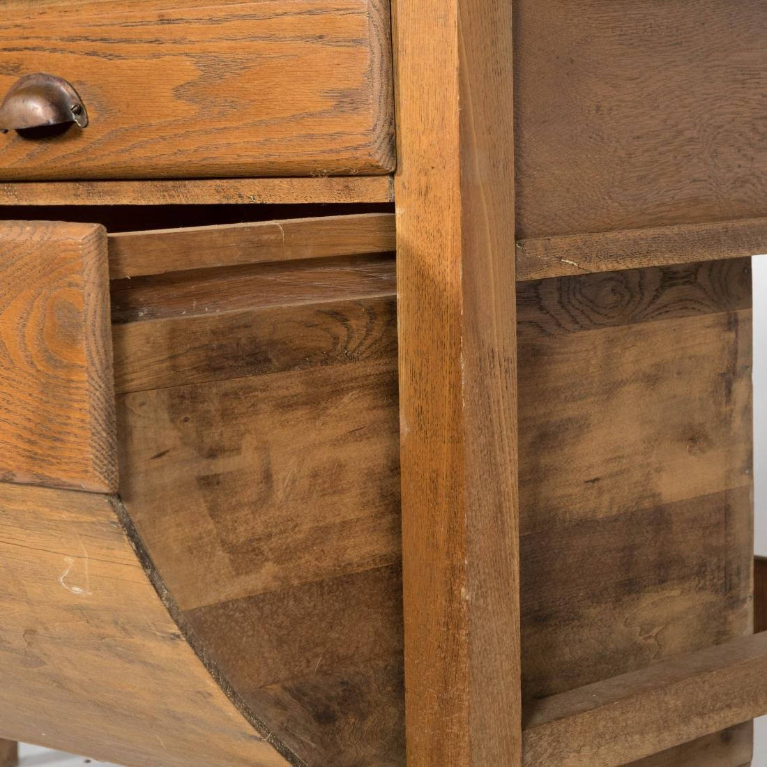 Hoosier Cabinet and Sewing Cabinet - 4