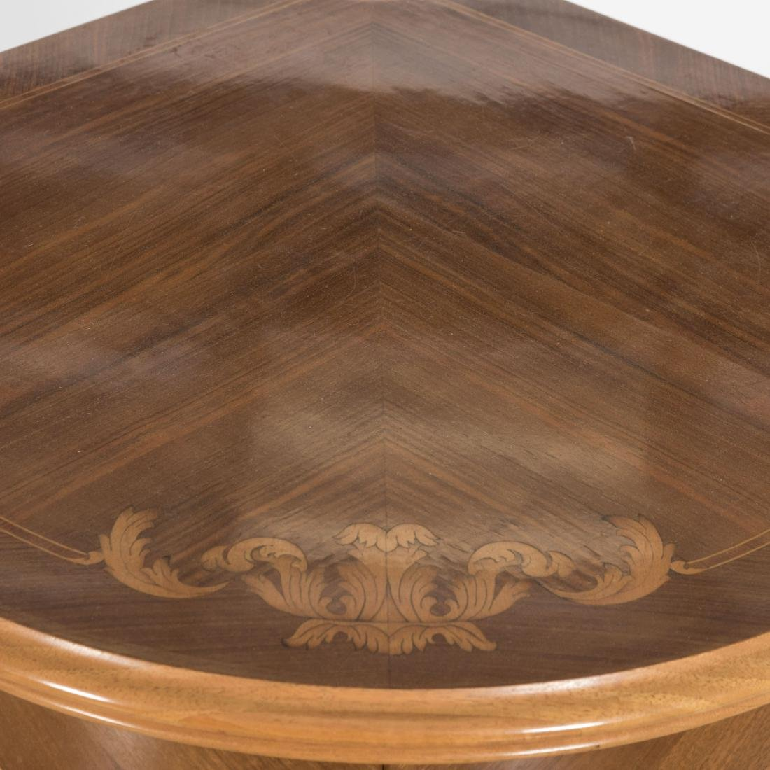 Inlaid French Corner Bar - 3