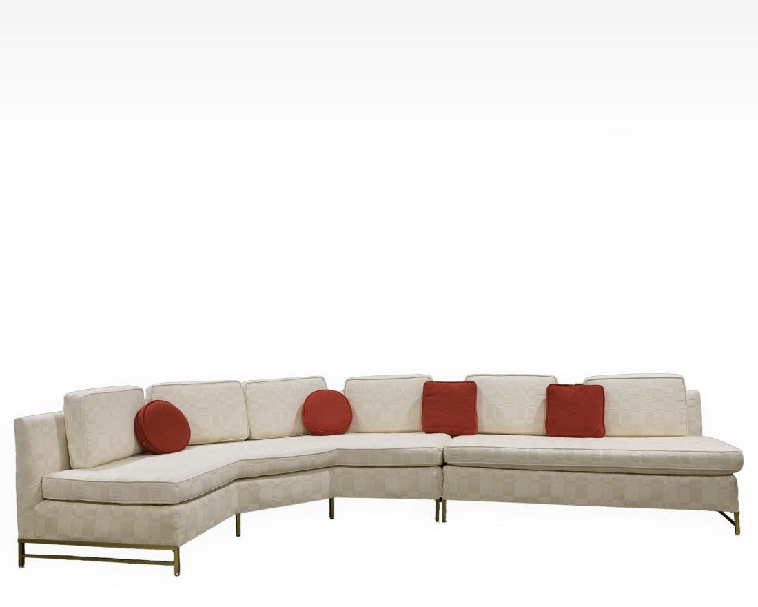 Paul McCobb Two Piece Sectional