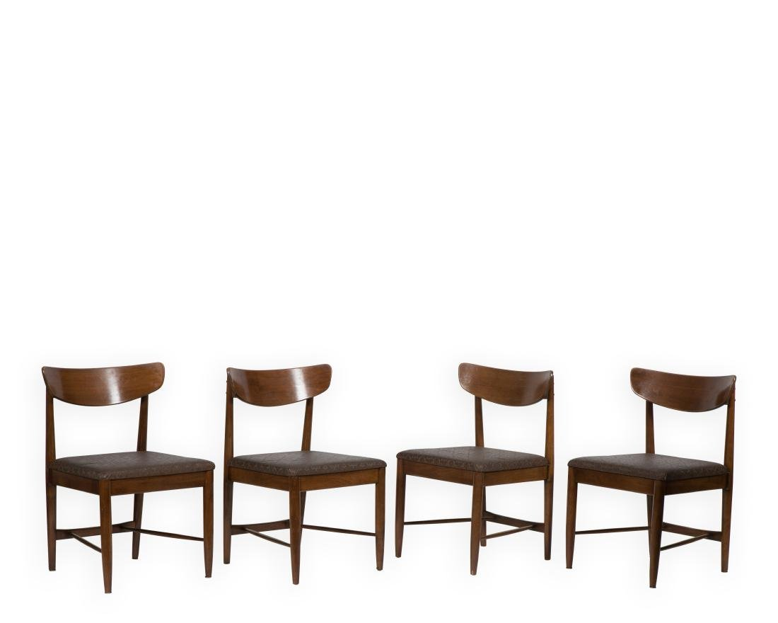 Four American of Martinsville Chairs