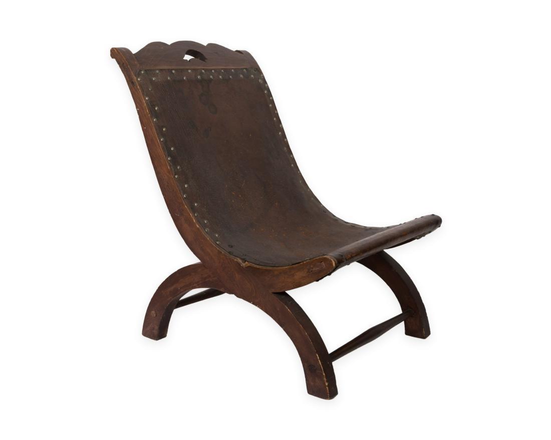 William Spratling Butaque Chair - Signed