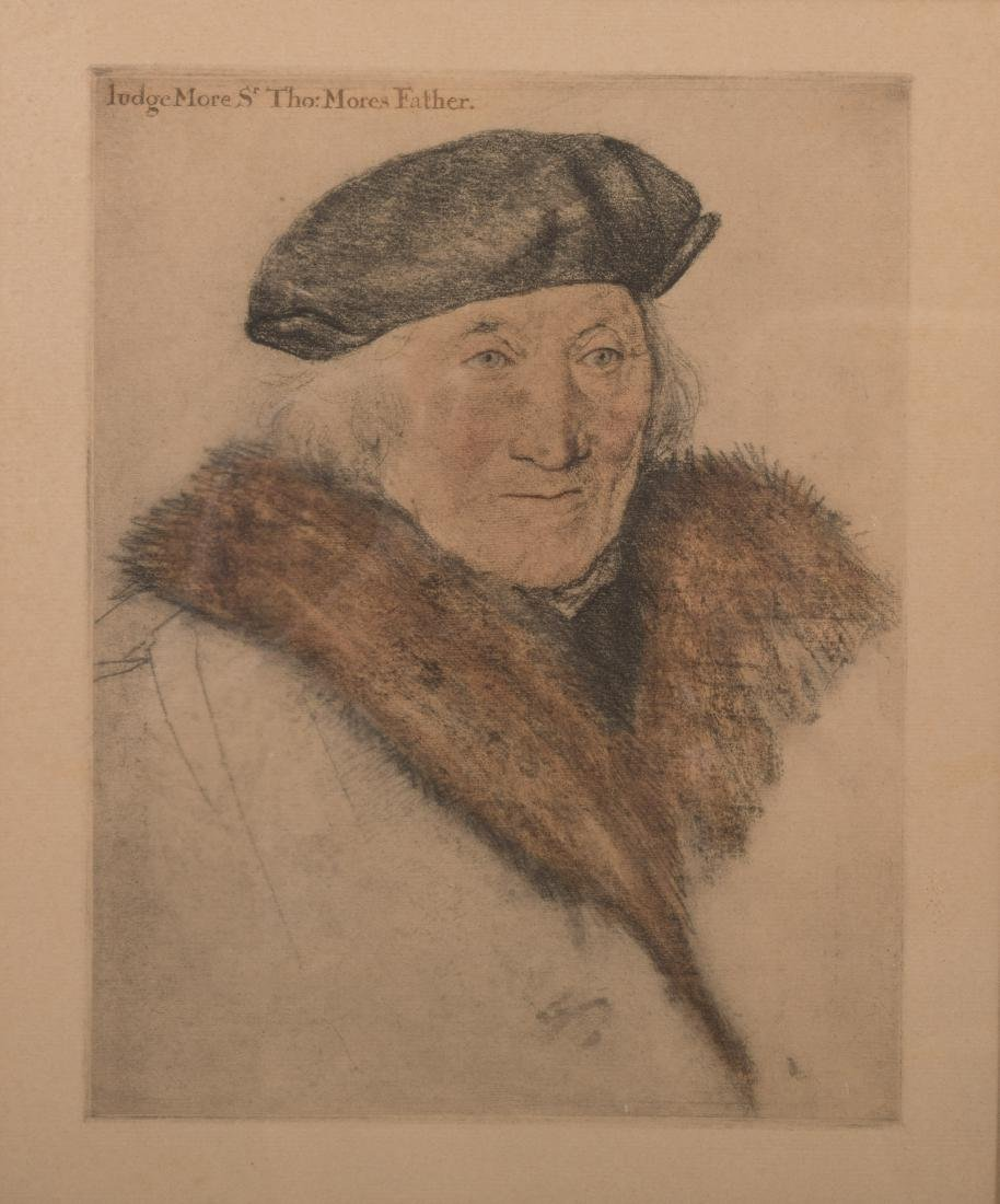 Kossanof - Lithograph and Engraving - 2