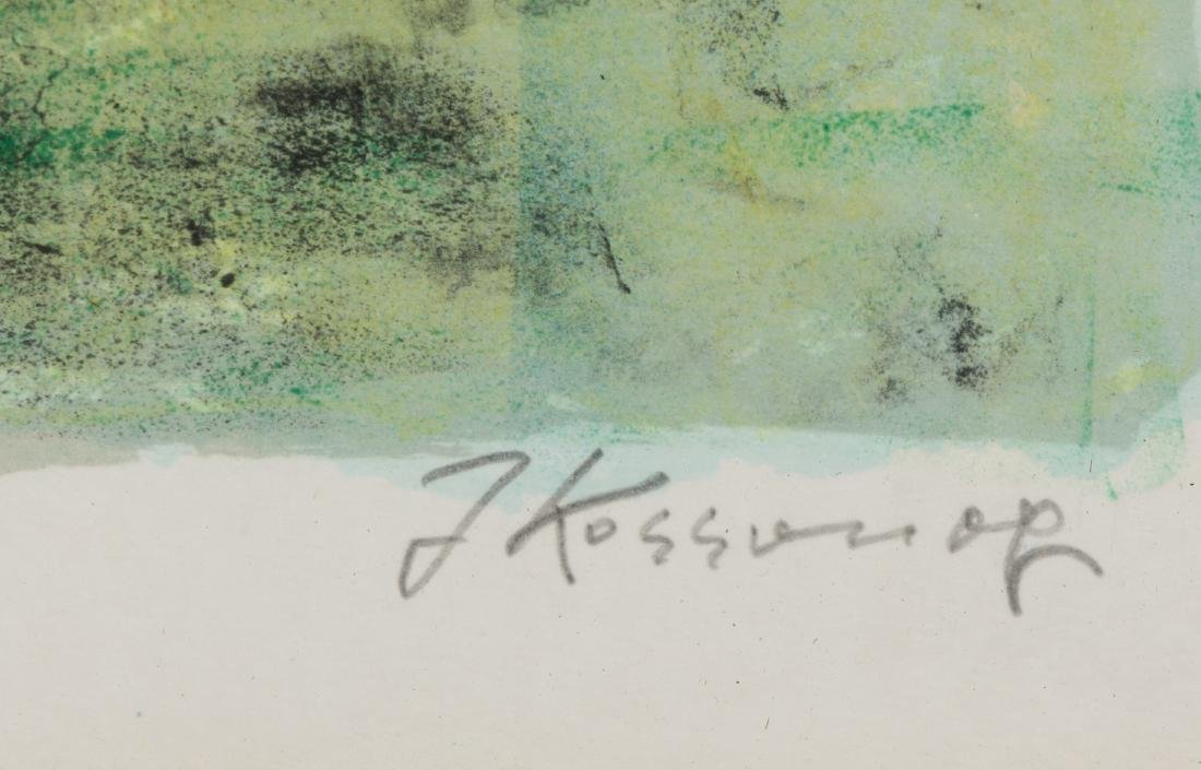 Kossanof - Lithograph and Engraving - 4