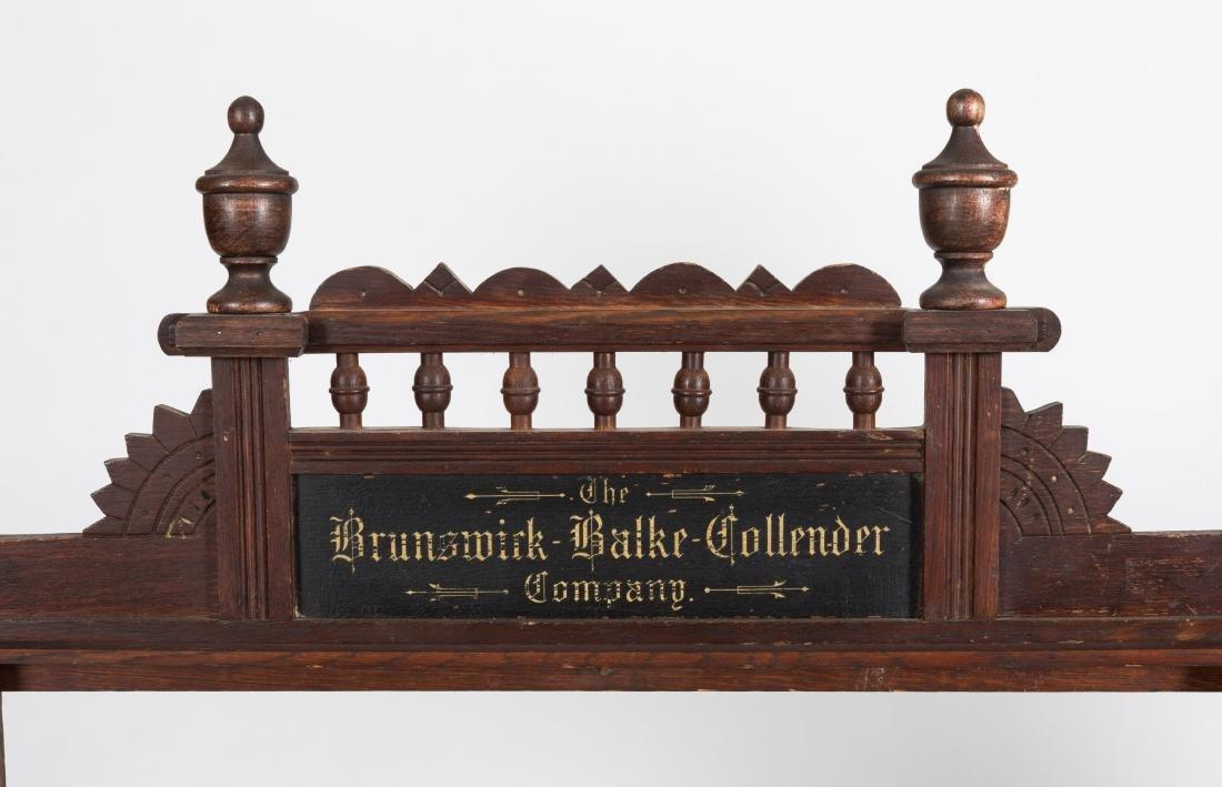 Brunswick Balke Cue Rack - 2