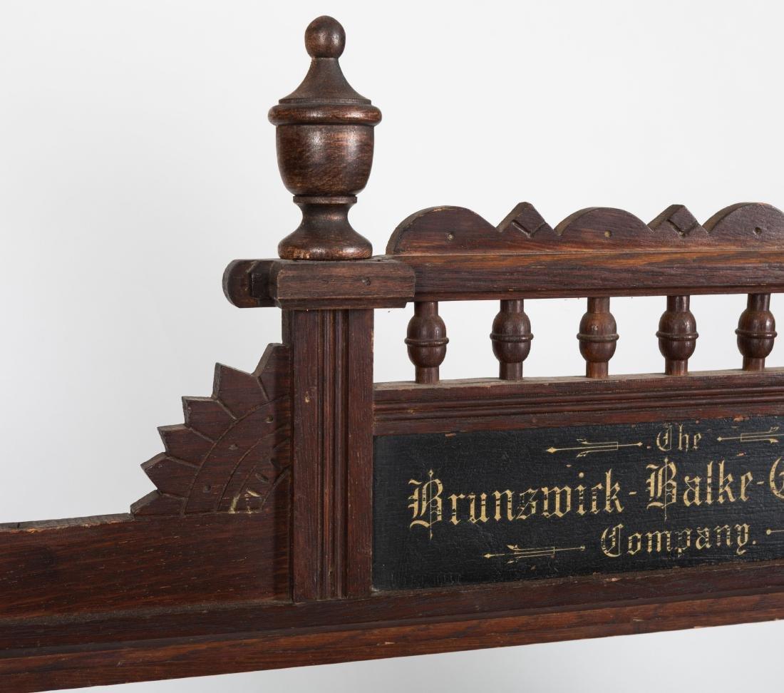 Brunswick Balke Cue Rack - 3