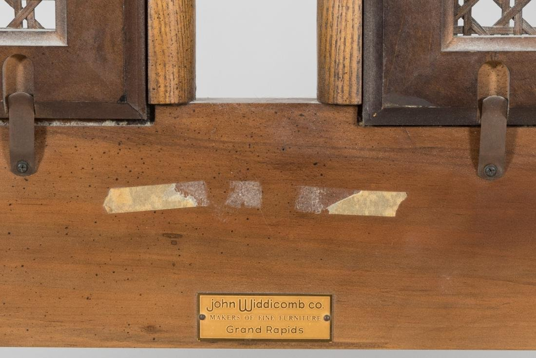 John Widdicomb King Headboard - Signed - 3