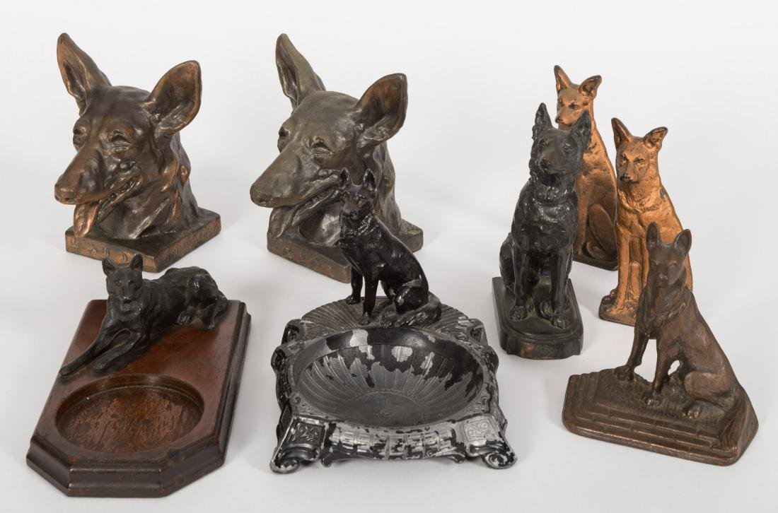 Group of Eight Canines