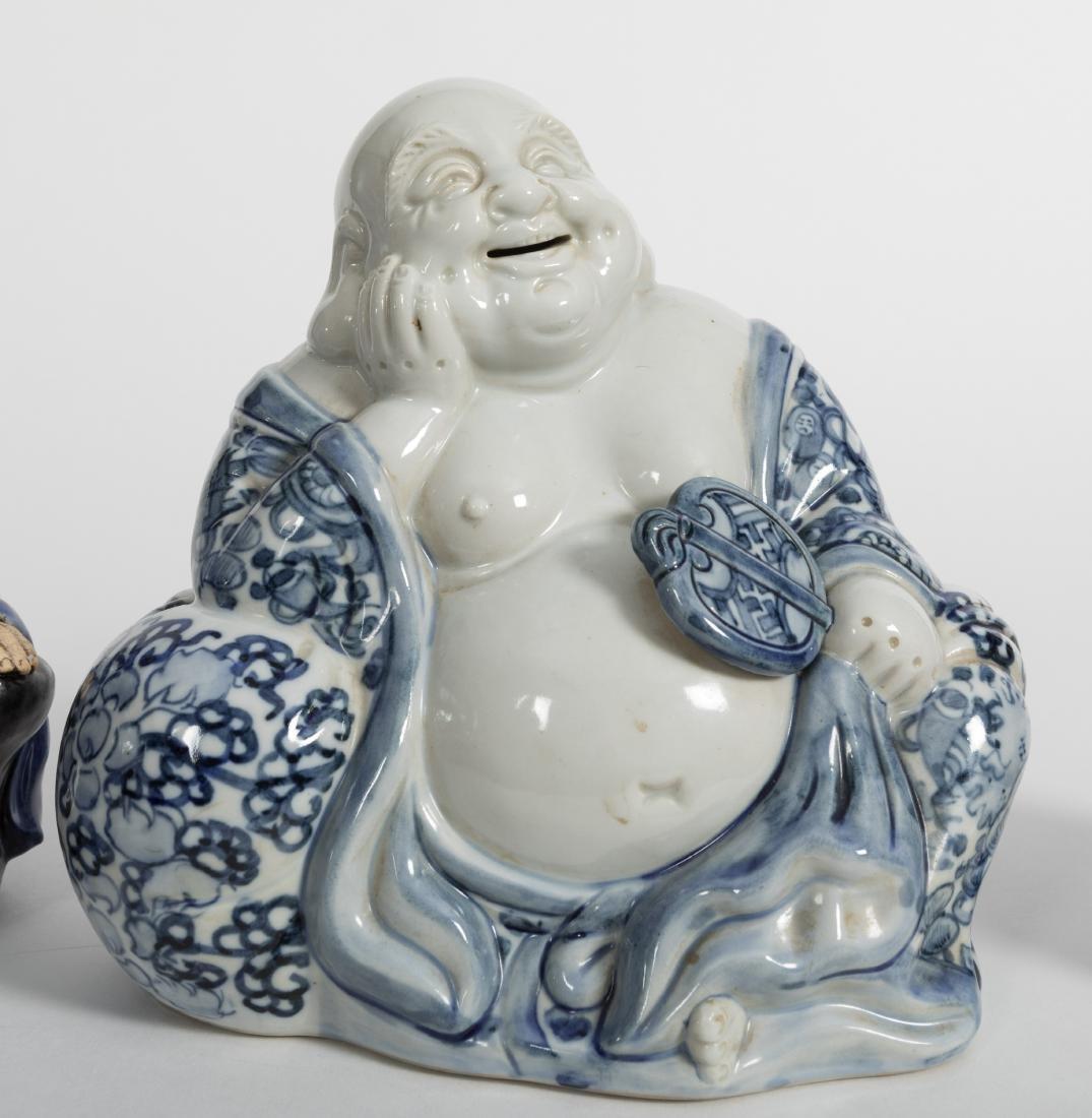 Three Chinese Figure Groups - 4