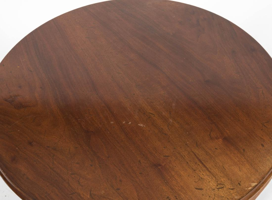 Jacobean Drop Leaf Table and Italian Table - 3