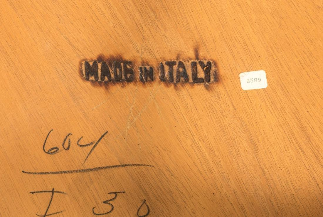 Jacobean Drop Leaf Table and Italian Table - 4