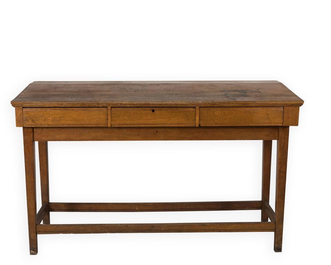 Oak Shippers Desk