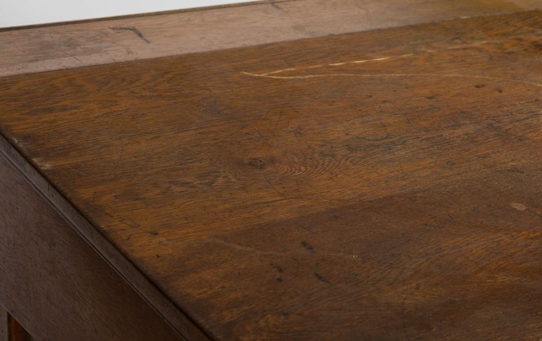 Oak Shippers Desk - 6