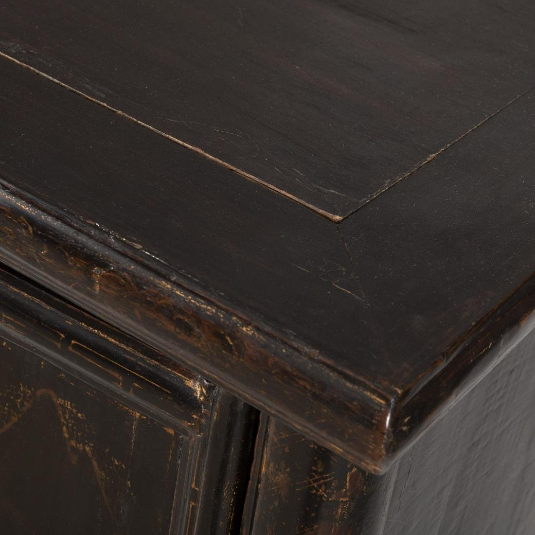 Oriental Lacquered Graduated Cabinet - 4