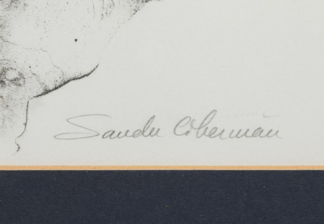 Sandu Liberman - Lithograph - Signed - 3