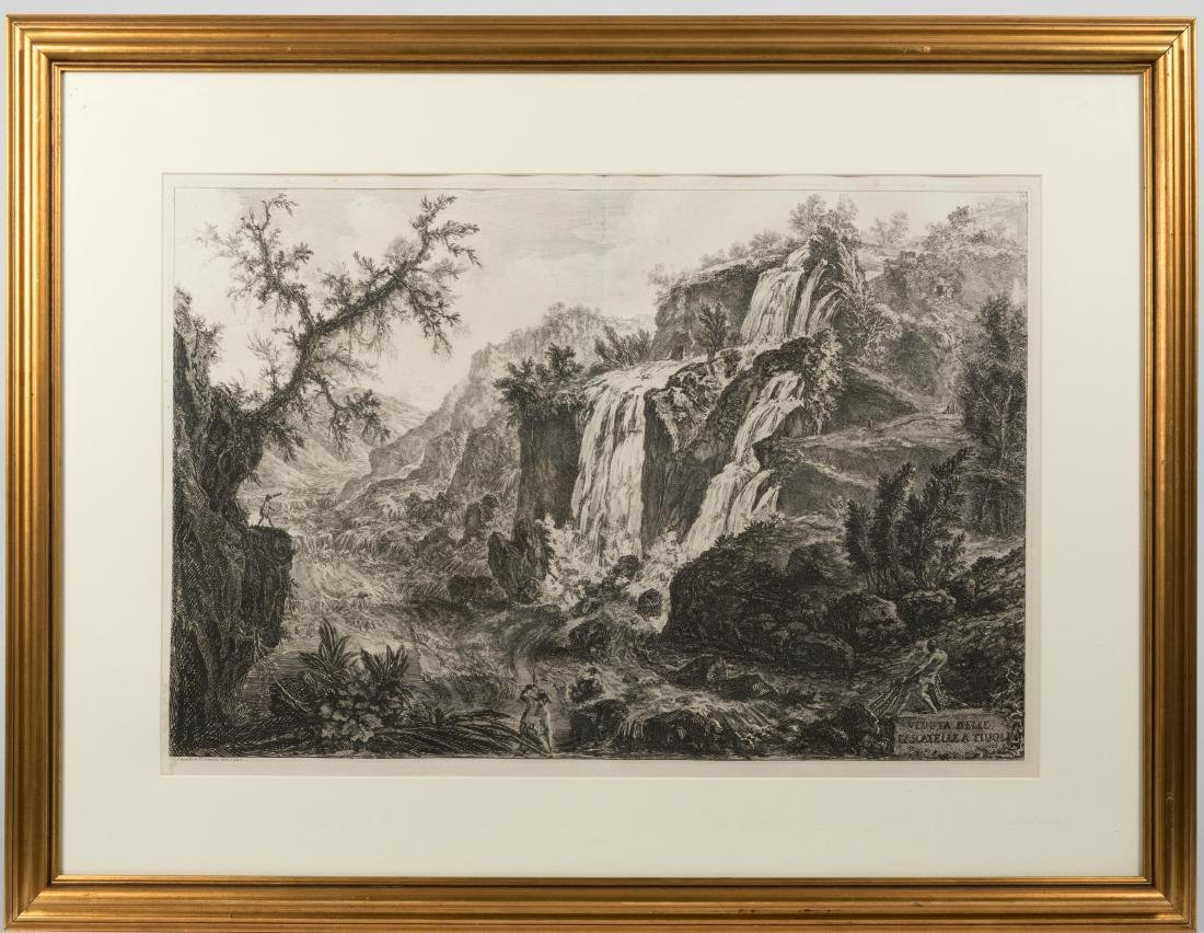 Giovanni Piranesi Engraving